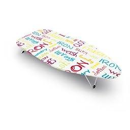 Bonita Mini Table Top Ironing Board by Bonita
