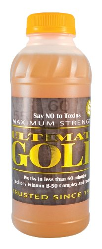 Ultimate Gold Detox – 16 Ounce image