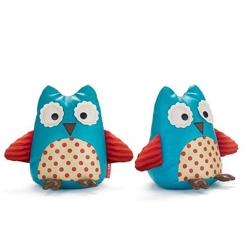 Skip Hop Zoo Bookends Owl front-971708