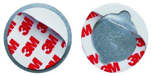 ELRO RMAG3 Magnet Befestigung für Mini Rauchmelder, RMAG3