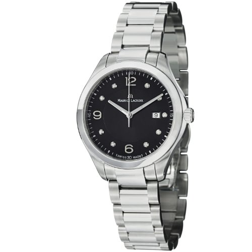 Maurice Lacroix MI1014-SS002-350 Ladies Miros Steel Watch
