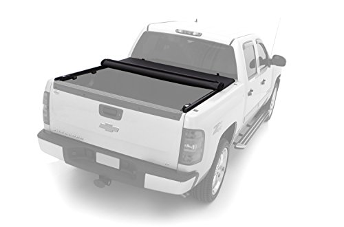 Lund 96872 Genesis Elite Roll-Up Tonneau Cover (Truck Bed Cover 2014 F150 compare prices)