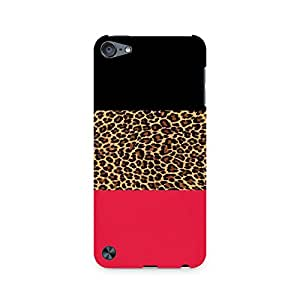 Ebby Tri Print Premium Printed Case For Apple iPod Touch 5