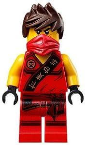 LEGO® Ninjago - Kai minifigure Red Ninja 2015