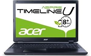 ACER Aspire M3-581TG-53316G52Makk Ultrabook Ci5-3317U 39,6cm 15,6Zoll 500GB+20GB SSD 6GB DDR3 W7PRO DVDRW Nvidia GF GT 640M CAM BT