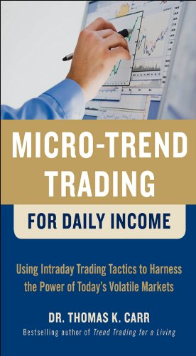 Thomas K. Carr - Micro-Trend Trading for Daily Income: Using Intra-Day Trading Tactics to Harness the Power of Today's Volatile Markets