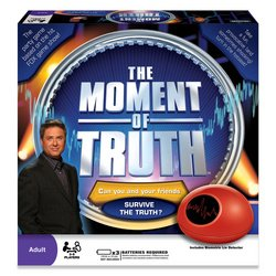 Moment of Truth board game!
