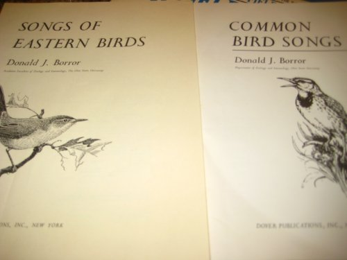 Songs Of Eastern Birds, Common Bird Songs