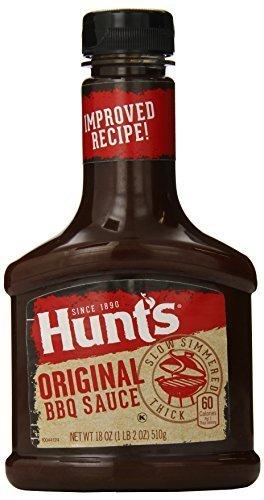 hunts-original-bbq-sauce-18oz-pack-of-2-by-conagra-foods