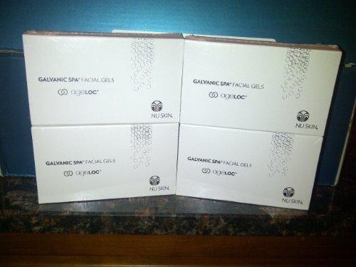 nu-skin-ageloc-galvanic-facial-spa-gel-4-packs