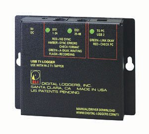 T1 Audio Logger