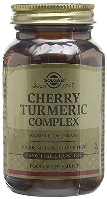 Solgar, Cherry Turmeric Complex, 60 from Solgar
