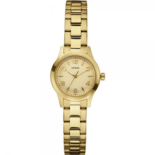 Guess Micro Spectrum Gold Plated Ladies Watch