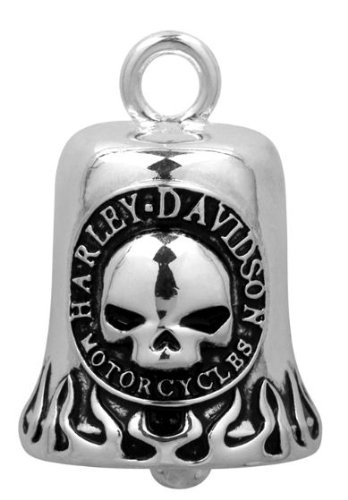 Harley-Davidson® Willie G Flame Ride Bell. HRB005