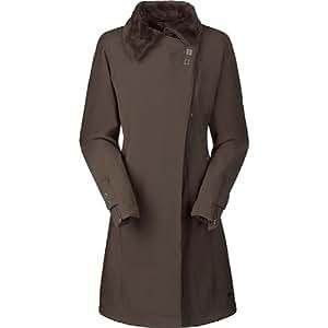 Mountain Hardwear Tuja Trench Coat - Women's Jackets XL Espresso