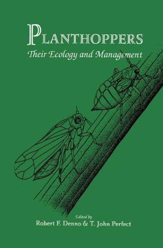 Planthoppers: Their Ecology And Management (Volume 2)
