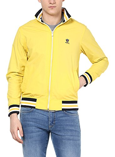Mufti-Cotton-Jacket-MFJ-447-YELLOW