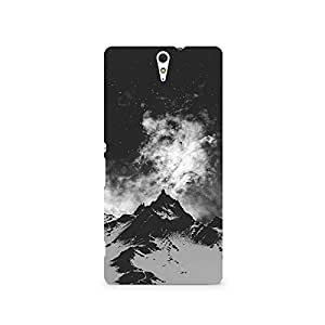 TAZindia Designer Printed Hard Back Case Cover For Sony Xperia C5