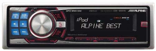 Alpine CDE-9882Ri CD/MP3 iPod Ready Player Bluetooth ready Headunit