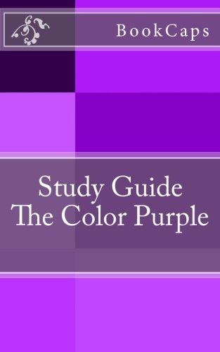 The Color Purple: (A BookCaps Study Guide)