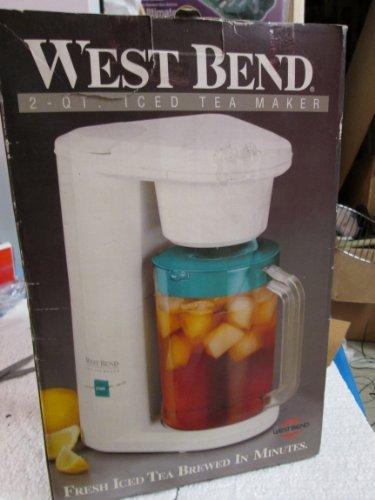 NEW West Bend 2 Qt ICE TEA Maker