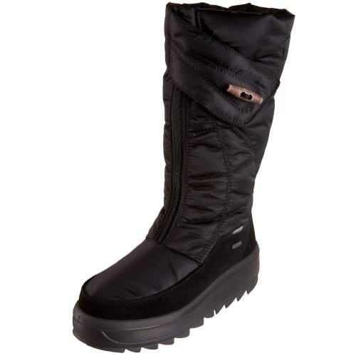 Pajar Women's Jasper Snow Boot,Black,40 EU / 9-9.5 B(M)