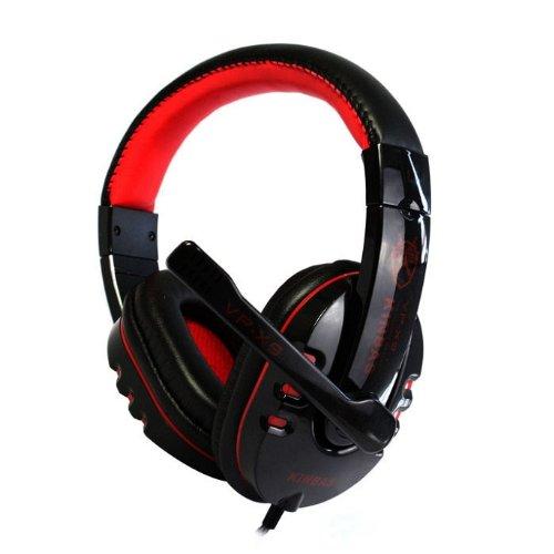 Mokingtop Fashion New Stereo Gaming Headset Headphone With Microphone Mic