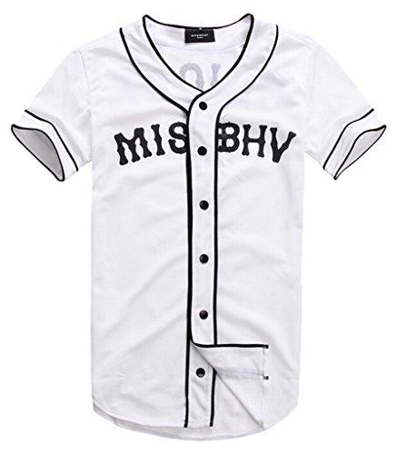 Hip-hop Unisex La Street Misbhv Dope Hba Baseball Ktz Punk R