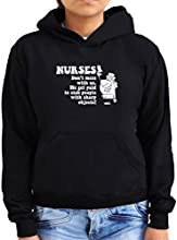 Don39t mess with nurses 1 Women Hoodie