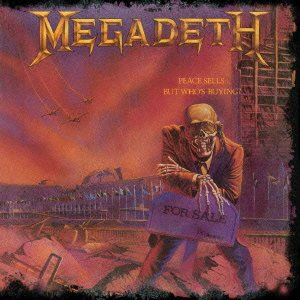 Peace Sells... But Who's Buying? 25th Anniversary Edition by Megadeth