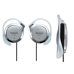 Panasonic clip headphone silver RP-HZ47-S