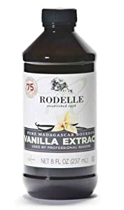 Rodelle Pure Vanilla Extract, 8-Ounce