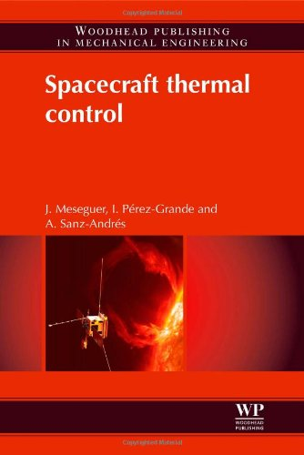 Spacecraft Thermal Control (Woodhead Publishing In Mechanical Engineering)