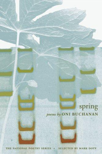 Spring (National Poetry Series)