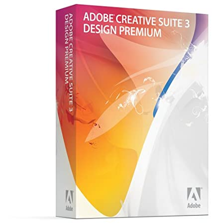 Adobe Creative Suite 3 Design Premium - UPGRADE
