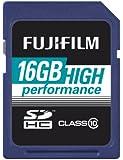 Fujifilm Class 10 SDHC 16GB Speicherkarte
