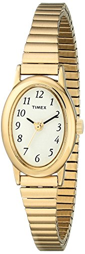 "buy Timex Women'S T21872 ""Cavatina"" Classics Gold-Tone Expansion Band Watch"