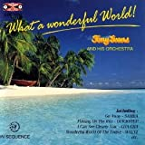 Tema International Ltd What A Wonderful World CD Music For Dancing recorded in tempo for music teaching performance or general listening and enjoyment