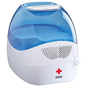 American Red Cross Cool Mist Humidifier