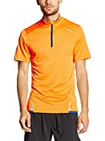 Brooks Camiseta Técnica (Naranja)