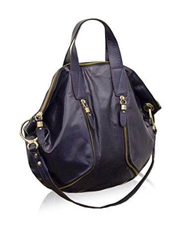 orYANY Women's Sienna Convertible Tote, Eggplant