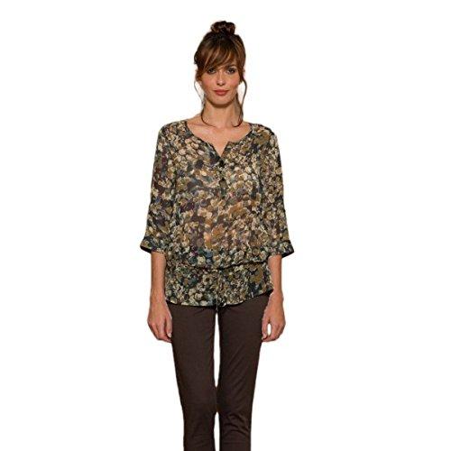 Les P'tites Bombes - Camicia -  donna multicolore Medium