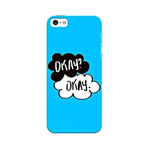 Fault In Stars Okay iPhone 5/5s case