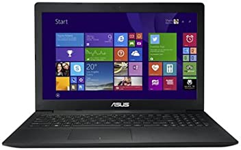 "ASUS X SERIES X553MA-BING-SX451B - Portátil de 15.6"" (Intel Celeron N2840, 4 GB de RAM, Disco HDD de 500 GB, Intel HD Graphics, Windows 8.1), negro -Teclado QWERTY Español"