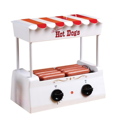 Nostalgia Electrics HDR-565 Old-Fashioned Hot-Dog Roller (Hot Dog Links compare prices)