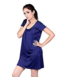 Gag Wears Women's Tunics 3XL Dark Blue