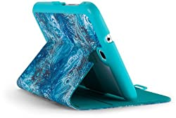 Speck Products Fitfolio Case for Samsung Galaxy Note 8 - Peacock/Caribbean Blue (SPK-A2090)