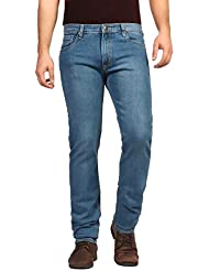 FN Jeans Stylish Blue Slim Fit Low Rise Denim For Men | FNJ9167