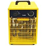 3 kW Industrial Heater. Perfect For Work / Warehouse