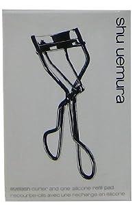 SHU UEMURA EYELASH CURLER 1 EACH WITH 1 FREE SILICONE REFILL